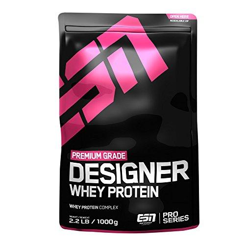 ESN Designer Whey Protein, Vanilla, 1 kg