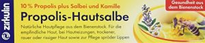 Zirkulin Propolis Salbe 10% Propolis plus Salbei und Kamille, 1er Pack (1 x 30ml)