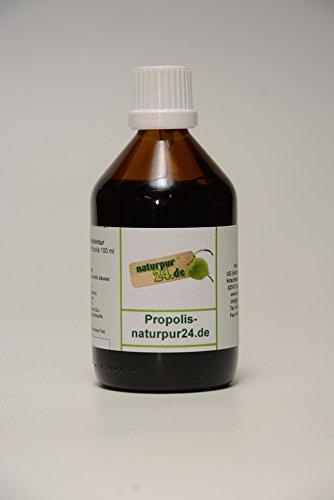 Propolis Tropfen 100 ml Tinktur Bienenkittharz 50%