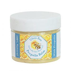 100% natürlich Bienen Propolis (+10%) Balsam 50ml – Handgemachte Propolis Salbe