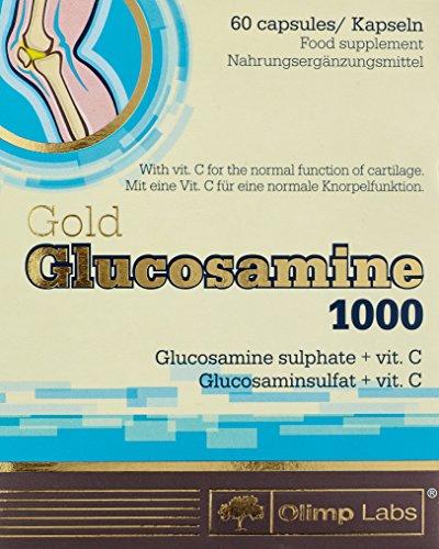 Olimp Glucosamine 1000 Gold, 60 Kapseln, 1er Pack (1x 69 g)