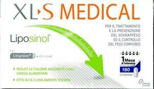 Ergänzungsmittel für Gewichtskontrolle 1 Monat Behandlung 180 Tab