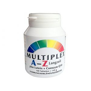 Vita World Multivitamin A-Z Langzeit 100 Tabletten Apotheken Herstellung