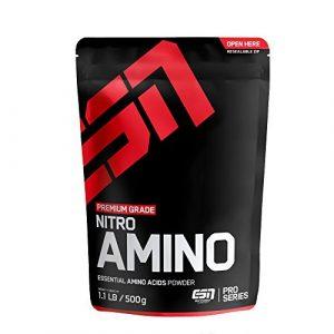 ESN Nitro Amino, Fresh Orange, 500g