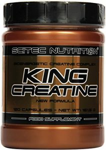 Scitec Nutrition King Creatine, 1er Pack (1 x 161,5 g)