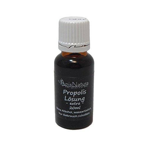 Propolis Tinktur extra - ohne Alkohol 20ml