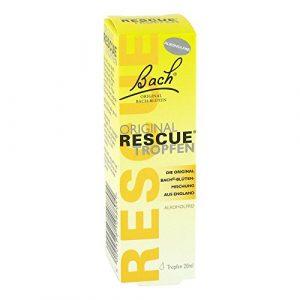 Bach Original Rescue Tropfen alkoholfrei Tropfen, 20 ml