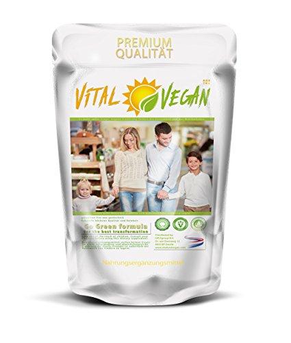 Multivitamine plus Mineralien - Vegan - nur eine Tablette täglich - Qualitätdprodukt (365)
