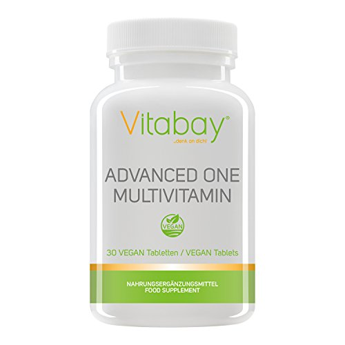 Advanced One Multivitamin - 30 Tabletten - Vitamine Mineralstoffe, Spurenelemente