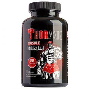 ThoraXin Muskelaufbau Kapseln – Extrem schnelle Zunahme der Muskeln – Enorme Muskelzunahme bei gleichem Workout