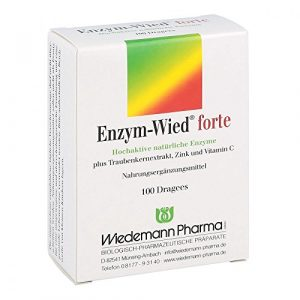 Enzym Wied forte Dragees 100 stk
