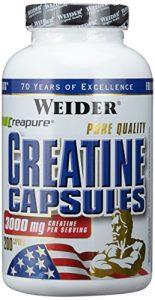 Weider, Pure Creatine, 1er Pack (1 x 200 Kapseln)