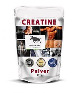 CREATINE TOTAL 500g Creatine Monohydrate ein micro vermahlenes Kreatin der Spitzenklasse. Jetzt noch besser mit Fenugreek Saponins = Testo-Booster