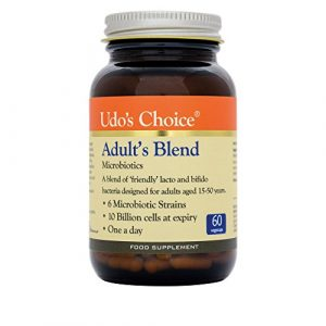 UDOs Wahl Udos Choice Adults Blend Probiotika 60 Vegecaps