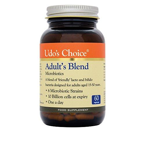 UDOs Wahl Udos Choice Adults Blend Probiotika 60 Vegecaps