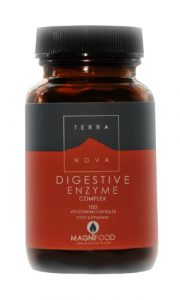 Terranova Digestive Enzyme Complex 100Kappen