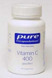 PURE ENCAPSULATIONS Vitamin C 400 gepuffert Kaps. 90 St Kapseln
