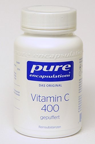 PURE ENCAPSULATIONS Vitamin C 400 gepuffert Kaps. 90 St Kapseln
