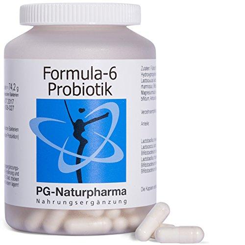 Probiotikum Darmsanierung mit Bifidobakterien - 160 Probiotikum Kapseln mit je 7 Milliarden Bakterien (bifidobakterien, lactobacillus) - Probiotikum zur Darmsanierung & Darmflora Kapseln - hergestellt in Deutschland, 160 Kapseln