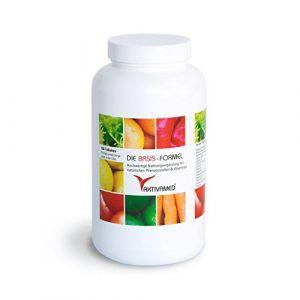 Basis-Formel Aktivamed Premium Multivitamin + Multimineral – 180 Tabletten hochdosiert. – 2 Monatspackung- Über 32 Vitamine, Mineralien & Spurenelemente inkl. komplettem B-Komplex in einem Produkt. Mit Metafolin (verwertbarer Folsäure) & L-Acetylcystein (Glutathionsynthese)