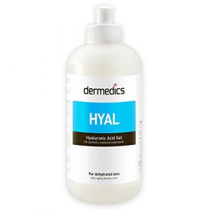 Dermedics HYAL pflegendes Hyaluron Kontaktgel / Ultraschallgel 250g, mit 50-kDa niedermolekularer Hyaluronsäure in maximal erlaubter Konzentration