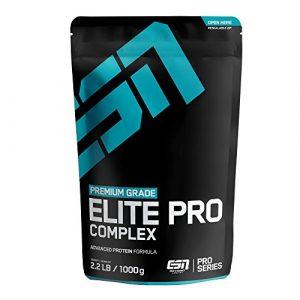 ESN Elite Pro Complex, Vanilla, 1kg