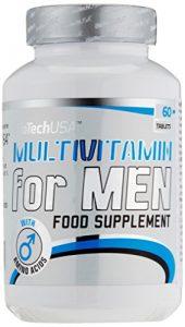 BioTech USA Multivitamin for Men, 60 Tabletten
