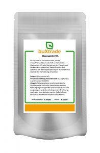 1 kg Glucosamin HCL Pulver | Glucosamine | Fitness | Glucosaminsulfat