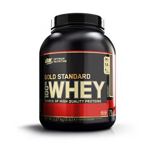 Optimum Nutrition Whey Gold Standard Protein, Extreme Chocolate, Schoko, 2,27 kg