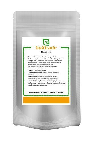 100 g Chondroitin Pulver | Chondroitinsulfat | Sulfate | Sulfat | Powder