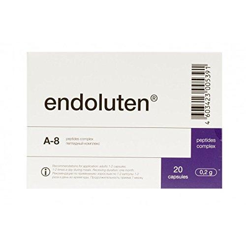 Endoluten - Zirbeldrüsenextrakt - 20 Kapseln pro Packung