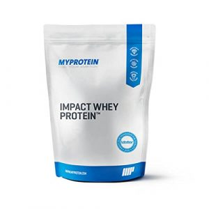 Myprotein Impact Whey Protein Chocolate Caramel, 1er Pack (1 x 1 kg)