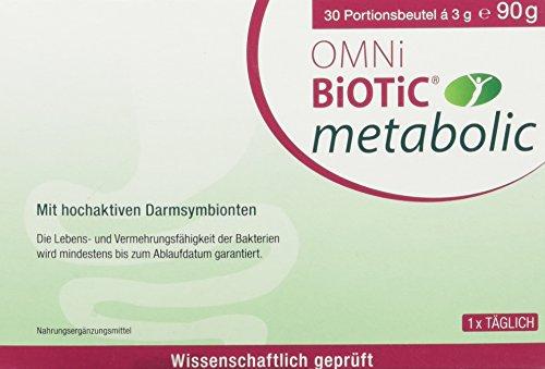 Omni Biotic Metabolic Beutel 90g (30 x 3g)