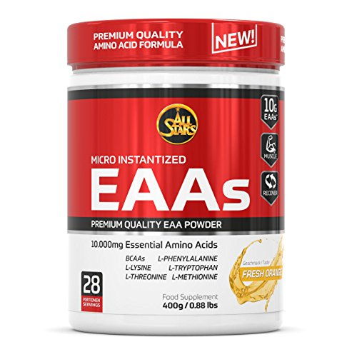 All Stars EAA Powder, Fresh Orange, 400 g