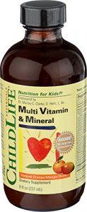 Child Life Multi Vitamin und Mineral, 230ml