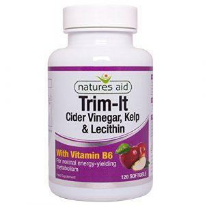 Trim-It (Apfelessig, Seetang, Lecithin und Vitamin B6) 120 Kapseln