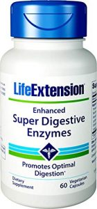 Enhanced Super Digestive Enzymes, 60 vegetarische Kapseln