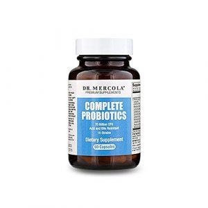 Mercola Komplette Probiotika