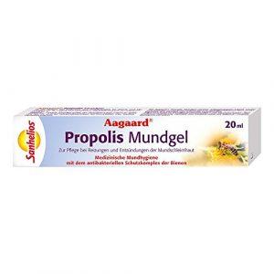 Sanhelios 2352 Aagaard Propolis Mundgel, 20 ml