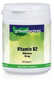 Vitamin B2 50 mg