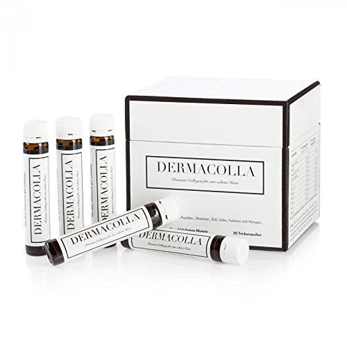 Dermacolla 30 Trinkampullen Premium Kollagen