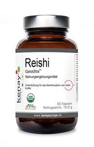 KENAY EUROPE | Reishi GanoUltra | 300 mg 90 Kapseln