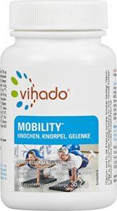 Vihado Mobility – Knochen, Knorpel, Gelenke, 60 Kapseln, 1er Pack (1 x 37 g)