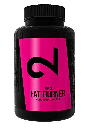 DUAL Pro FAT BURNER | Fatburner Pillen ohne Sport | Fat burner Diäthelfer | Fat burner Komplex | Fatburner energiestoffwechsel steigern | Fatburner extrem stark für Frau und Mann | Fettburner für Frauen und Männer | Natürlich | 100 Vegane Kapseln | Vegan & Glutenfrei | OHNE Koffein | 100% Zufriedenheitsgarantie | Hergestellt in EU