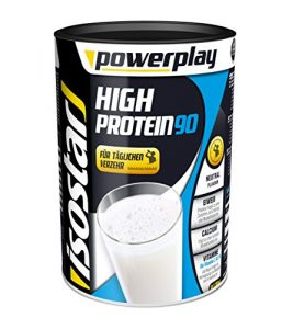 Isostar Powerplay High Protein 90 Neutral 750g, 1er Pack (1 x 750 g)