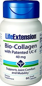 Life Extension, Bio-Collagen mit patentiertem UC-II, 40mg, 60 kleine Veg. Kapseln