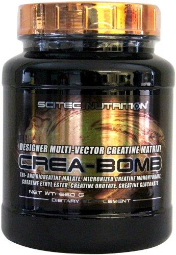 Scitec Nutrition Creabomb, Maracuja, 660 g, 25094
