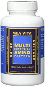 MeaVita MAP Aminosäuren Presslinge, Master Amino Acid Pattern,