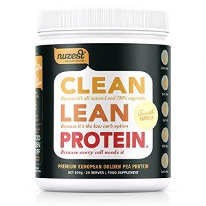 Clean Lean Protein Smooth Vanilla 20 Serve – 500g