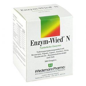 Enzym Wied N Dragees 500 stk